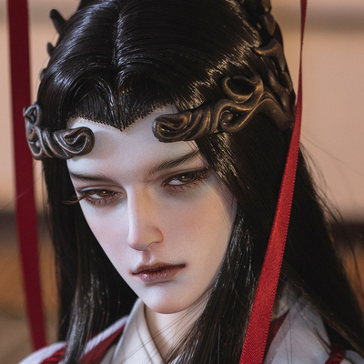 taobao agent Ringdoll ring humanoid Zhou Yu ancient costume punish magic order series genuine original BJD doll SD uncle male