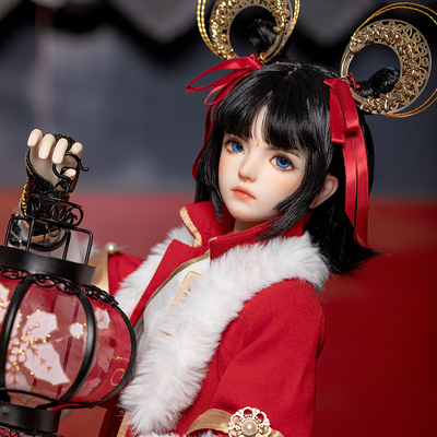 taobao agent Ringdoll ring human form Xinzhao New Year's New Year limited Meisenge BJD doll official original genuine