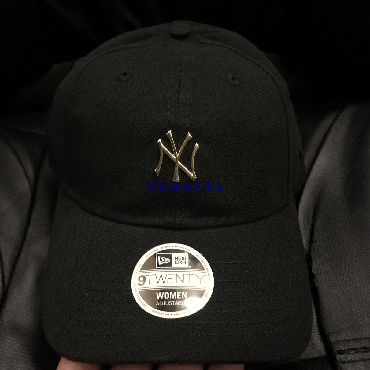 ... NEW ERA Yankees small NY metal standard adjustable cap curved hat. Zoom  · lightbox moreview · lightbox moreview ... 304450944aa