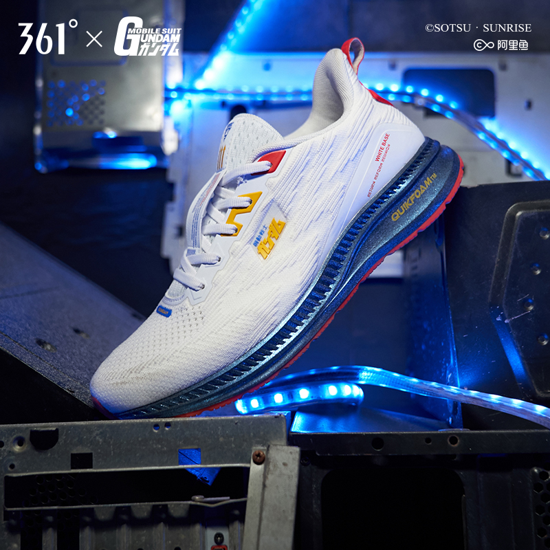 (Up to joint) 361 men's shoes sneakers 2019 new autumn mesh breathable shock absorber Q bullet running shoes