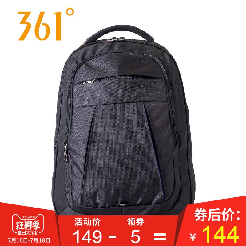 361 độ du lịch vai ba lô 361 thể thao và giải trí túi học sinh trung học túi người đàn ông túi ba lô