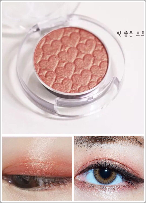 Korea Etude House Monochrome Eyeshadow 302 Wine Red 422 Dried Fruit ...
