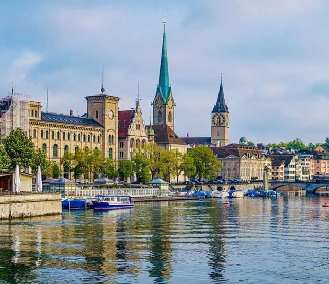 欧洲水质最干净的国家,喷泉也可直接饮用