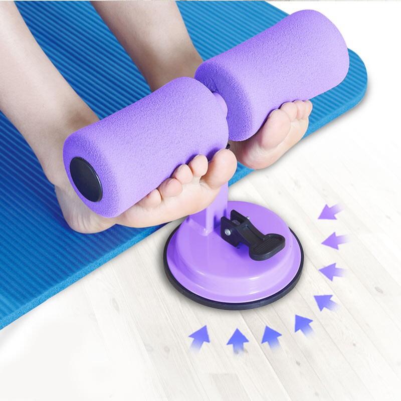 仰卧起坐辅助器固定脚器家用卷腹美腿收腹美腰机减肚子健腹器