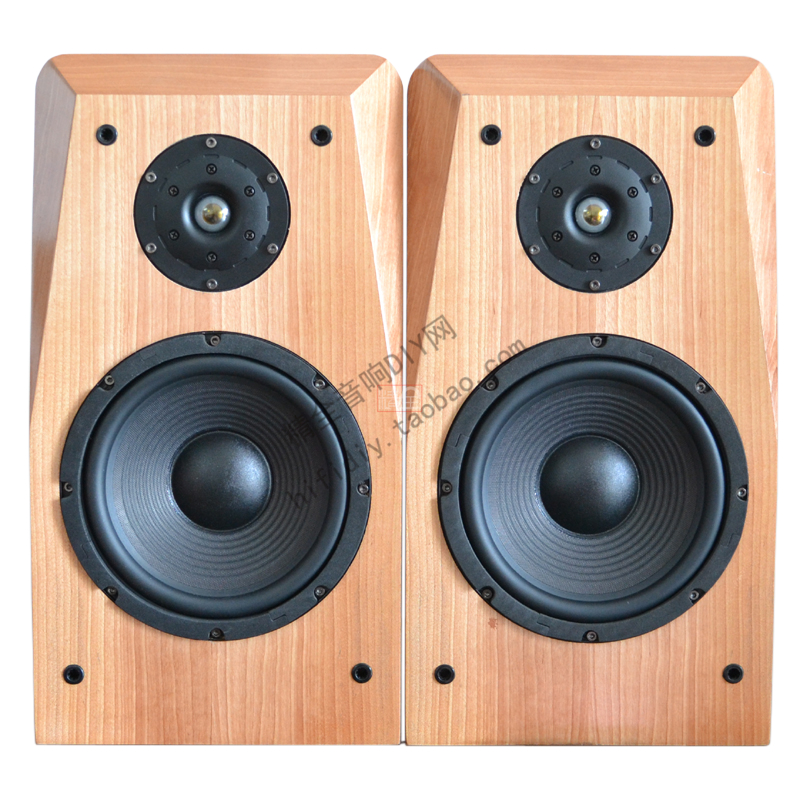 Fever DIY Bile Machine Amplifier HiFi Bookshelf Speaker Bass A8 Treble A1 A 200 8 Inch
