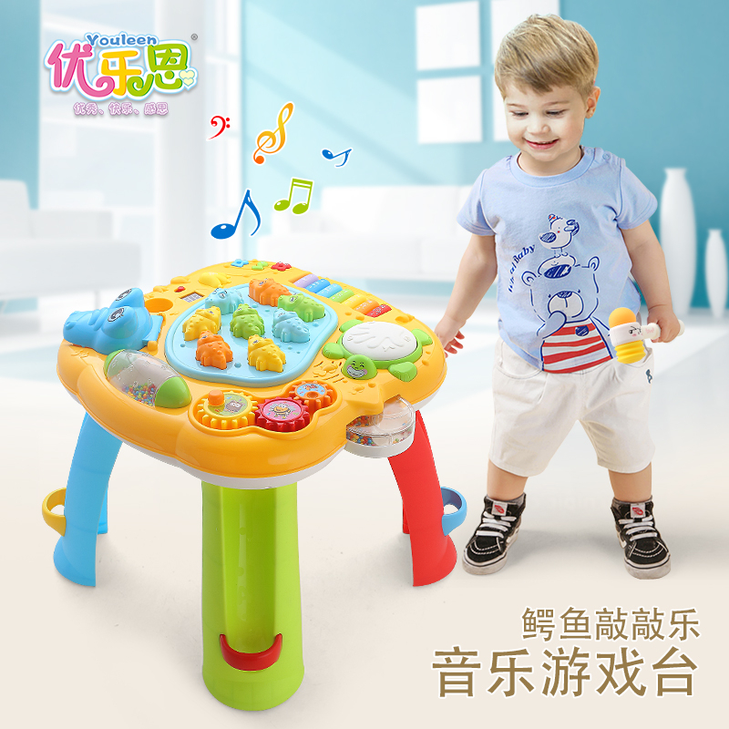 Baby Music Toys 2 3 6 9 12 Months Newborn Child