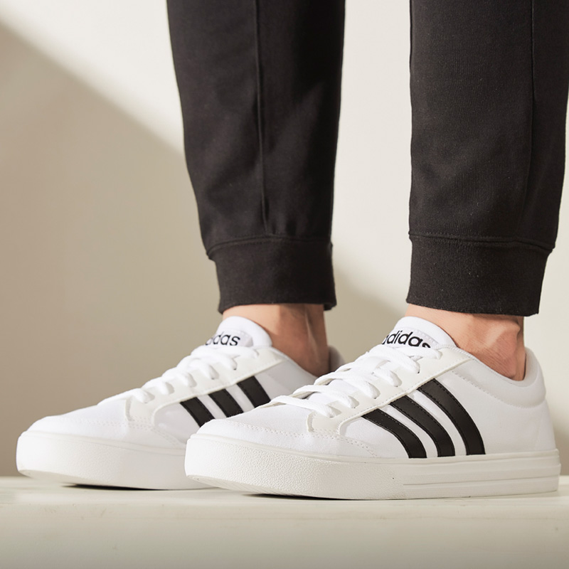 4dfaeb326be Adidas shoes men 2019 summer new genuine NEO small white shoes casual shoes  sports shoes men's shoes