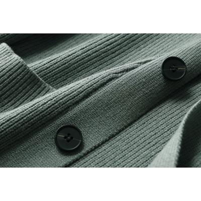 2020 Áo khoác mới cho nam Áo len cổ lọ Áo len mỏng Áo len mỏng Hàn Quốc - Cardigan