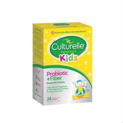 康萃乐儿童膳食纤维素益生菌粉剂1-12岁调节肠胃便秘促进蠕动24袋