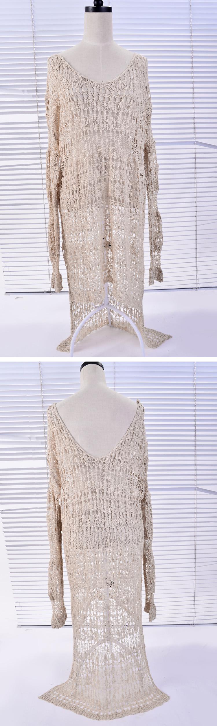 Polyester FashionBikini(Apricot - One Size) NHXW0155-Apricot - One Size