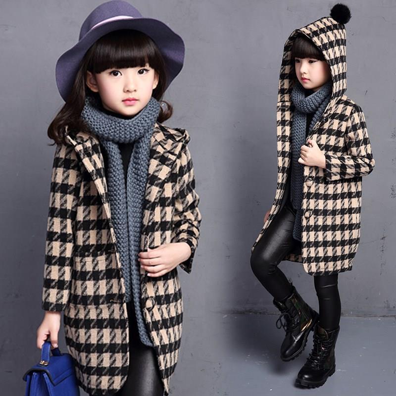 女童5冬装6加厚7羽绒棉衣服8小女孩9儿童装10冬季外套4棉袄3-12岁