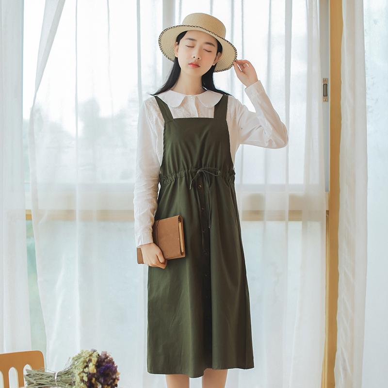 特价10元不退换可换同款颜色 薄面料夏天可以穿的吊带连衣裙