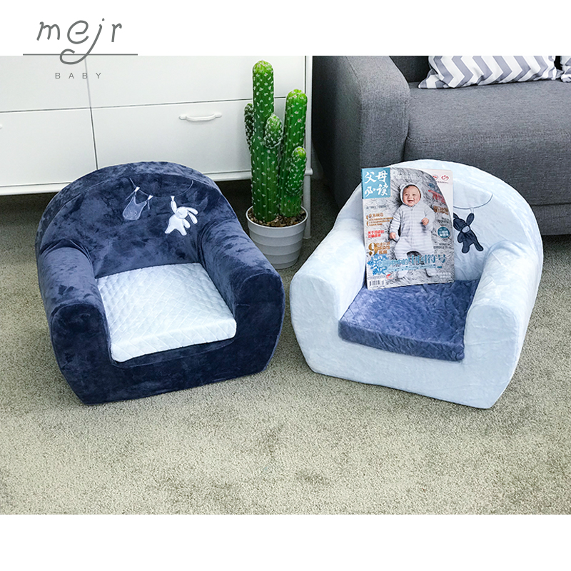 Export European Counter ~ Childrenu0027s Sofa Single Baby Sofa Cushion Baby  Small Sofa Removable Back Seat
