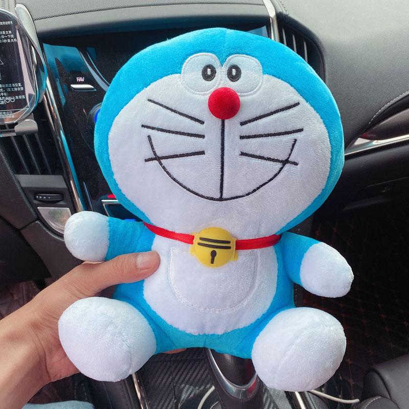 哆啦A梦公仔 机器猫玩具毛绒玩