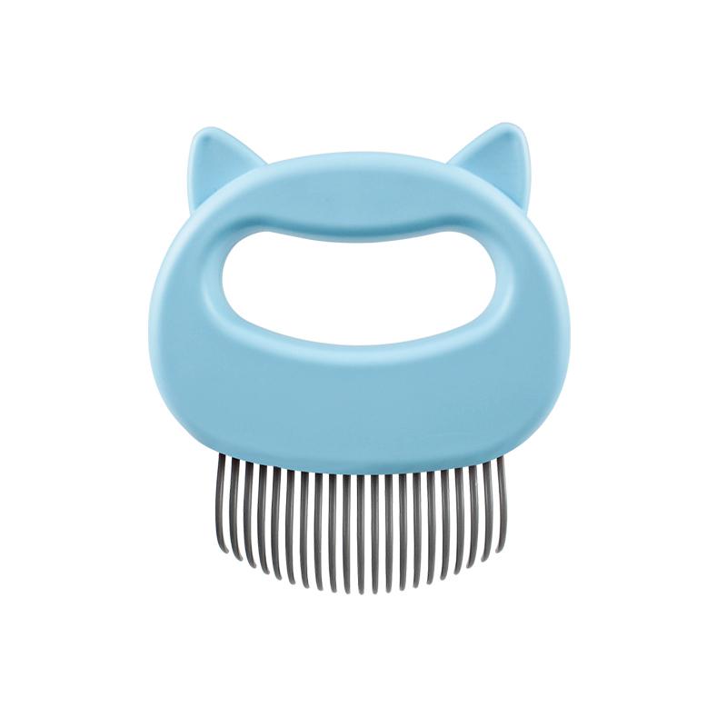 猫梳子狗毛泰迪梳专用清理去浮毛狗狗梳毛刷宠物撸猫神器猫咪用品