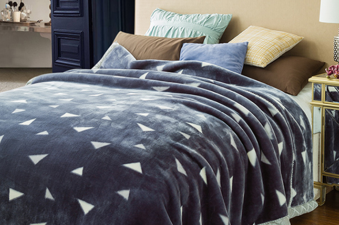 午睡个人毯,午间休息更舒心