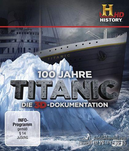 [美国][历史频道:泰坦尼克号沉没100周年谜解开][蓝光原盘3D+2D][1080P-16.16G]