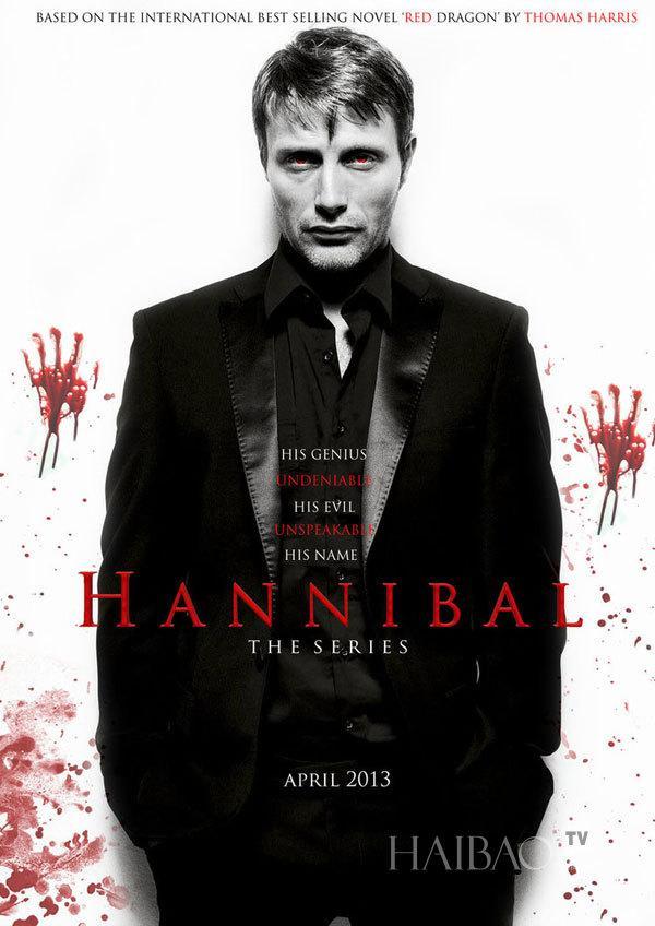 汉尼拔第1-3季全集  2015欧美悬疑惊悚 HD720P 中英双字