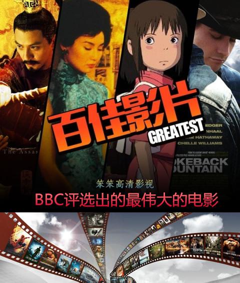 BBC評新千年最偉大的100部電影,國產佳片上榜