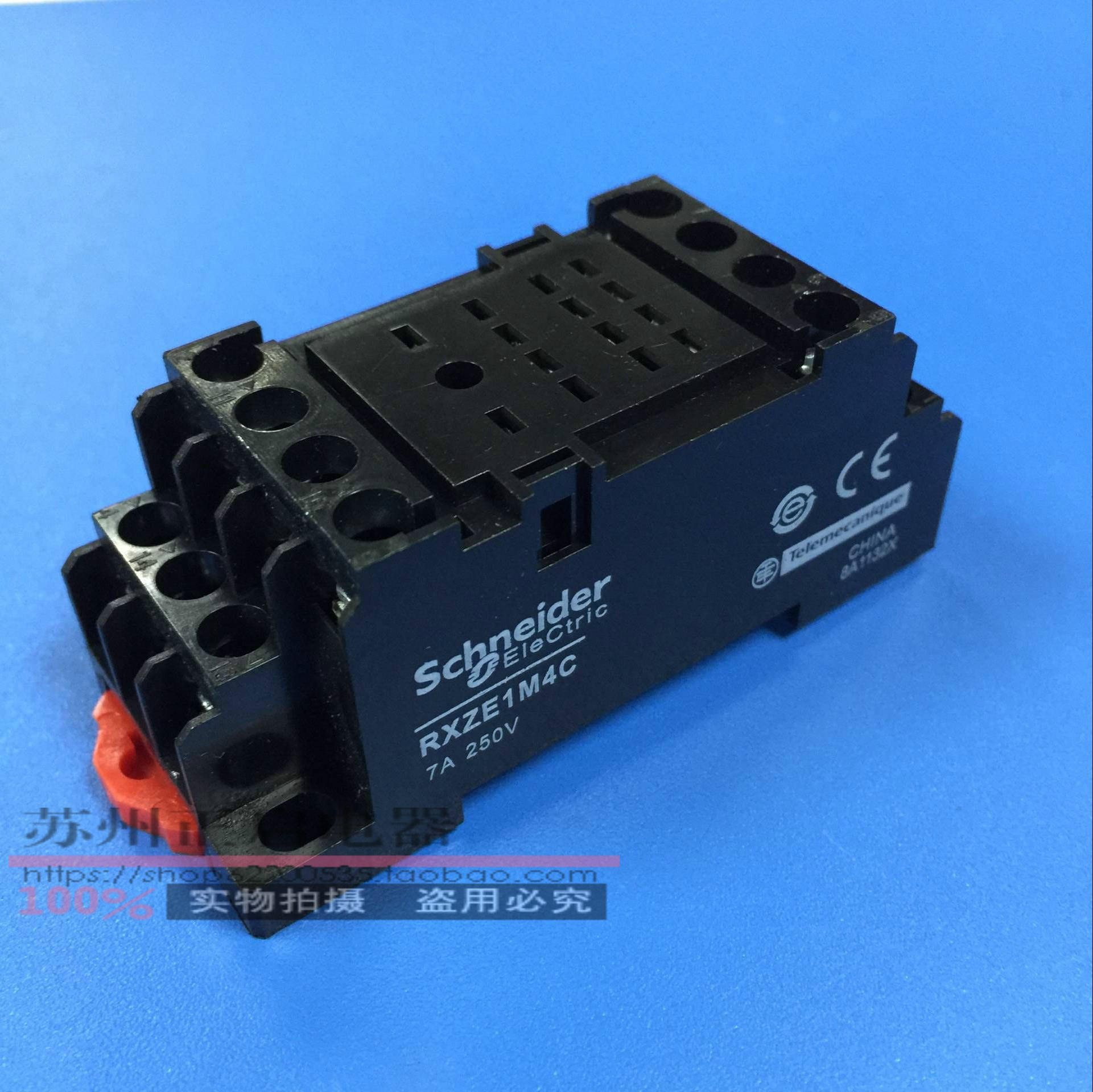 Usd 502 Schneider Intermediate Relay Base Rxze1m4c Small 14 Terminal Relays Weidmuller Lightbox Moreview