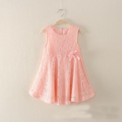 Розовый (Жесткая кружевная юбка)