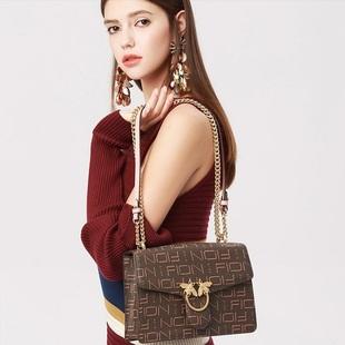 【女王节狂欢价】菲安妮2019新款小方包