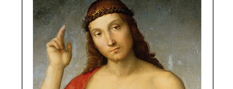 拉斐尔 高清油画图片电子版 文艺复兴教学临摹喷绘装饰画素材插图(2)