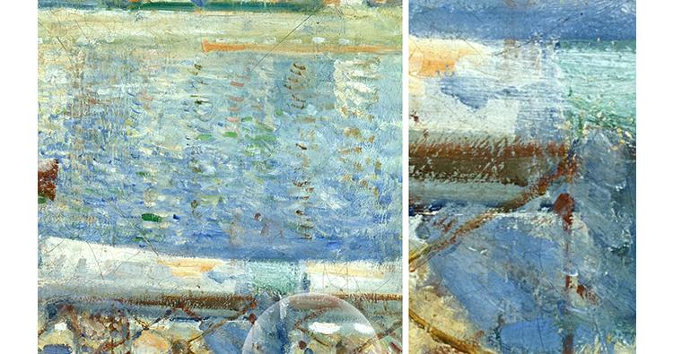 蒙克 高清油画图片电子版版画抽象教学临摹喷绘装饰画芯素材插图(9)