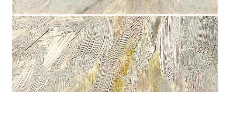 何多苓高清油画电子图片人物风景伤痕美术抒情现实临摹喷绘素材插图(11)