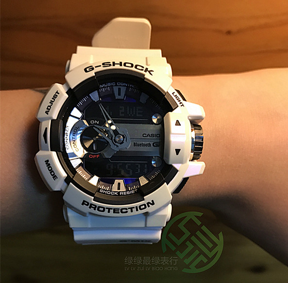 info for 7b388 2e58a Genuine CASIO Casio G-SHOCK Bluetooth Music GA GBA-400-7C/1A/1A9/7A/4A Watch