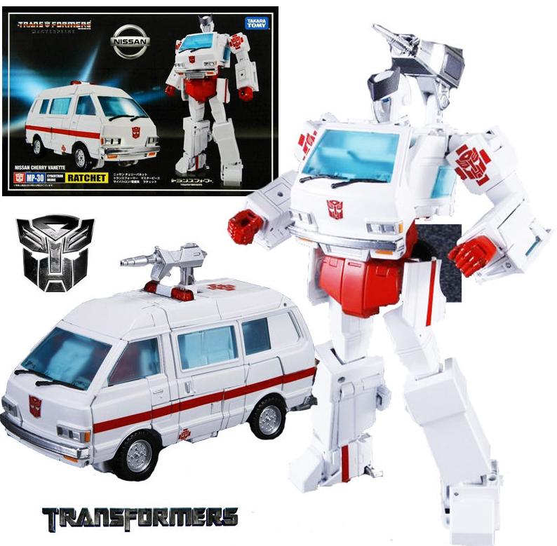TAKARA Classic models deformation toys MP-11 spider box spot