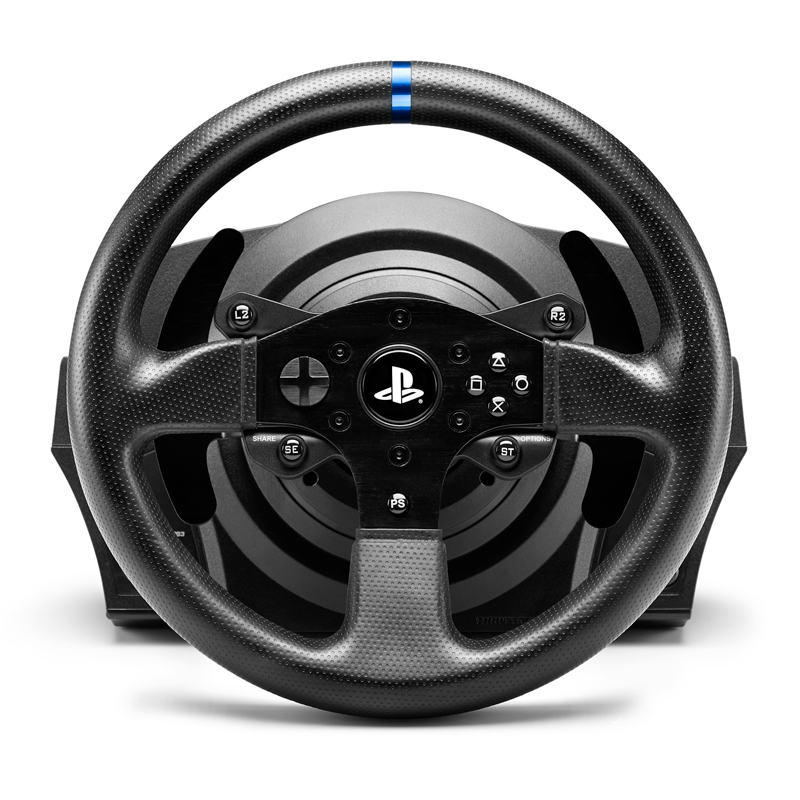 Tumax T300RS force feedback game steering wheel computer driving ps4 racing  simulation driving support PC version horizon 4 / European truck / dust /