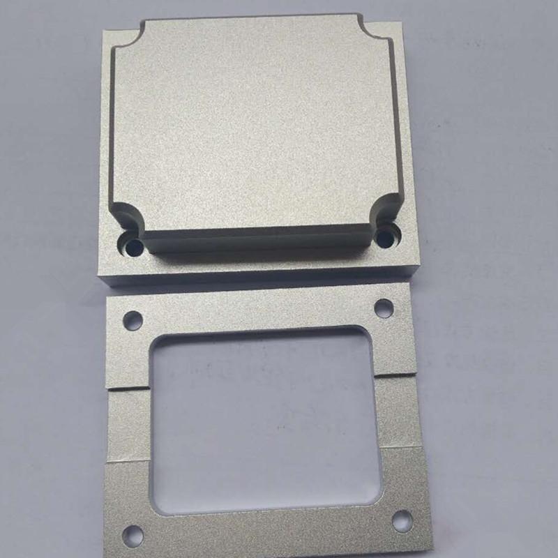 纯铝牛罩胆机变压器罩顶盖86