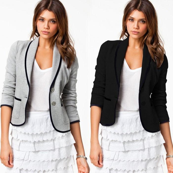 2017 Blazer For Women Suits Autumn Coat Ladies Jackets Coats
