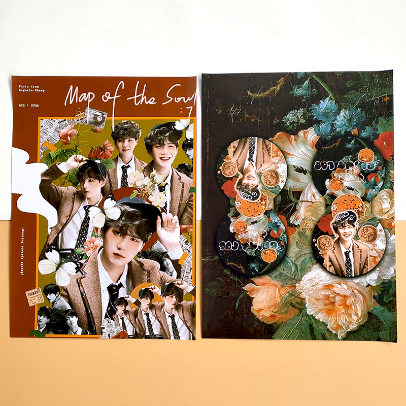 MOTS: 7 Ver 4 Design HD Poster