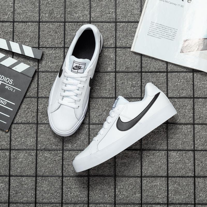 板鞋耐克男官网鞋子男鞋开拓者sb旗舰夏季休闲小白鞋低帮运动正品