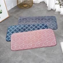 家用浴室厨房进门防滑地垫地毯