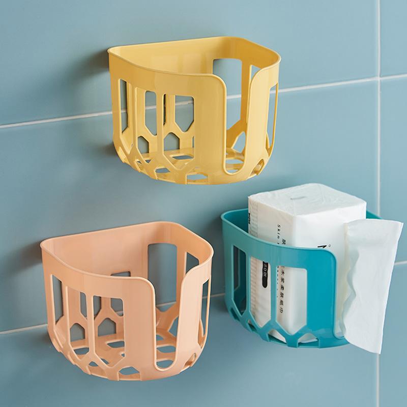 创意倒挂纸巾盒壁挂客厅家用可爱厨房餐巾纸筒卧室湿巾抽纸收纳盒