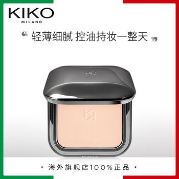 Пудра,  KIKO штейн порошок фиксированный составить контроля уровня масла продолжительный заполнить составить увлажняющий розоватый флаттер spf 30 официальная качественная продукция укрыватель порошок, цена 2227 руб