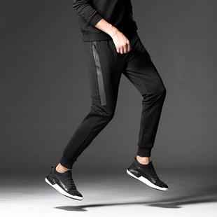 春季薄款男士时尚休闲运动裤