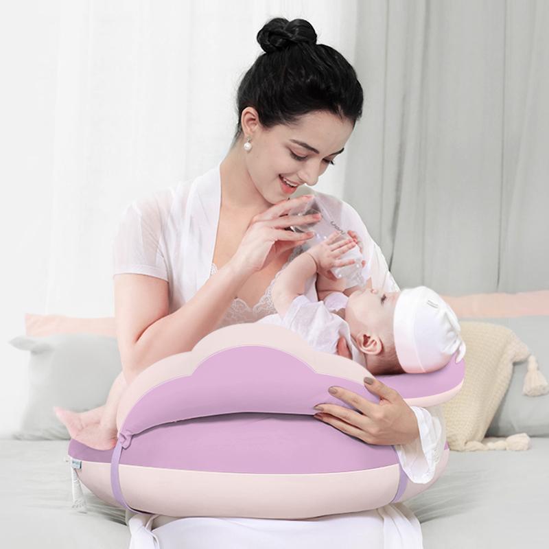 歌芙彩抱娃喂奶神器哺乳枕头护腰防吐奶枕垫横抱躺喂椅婴儿枕抱托