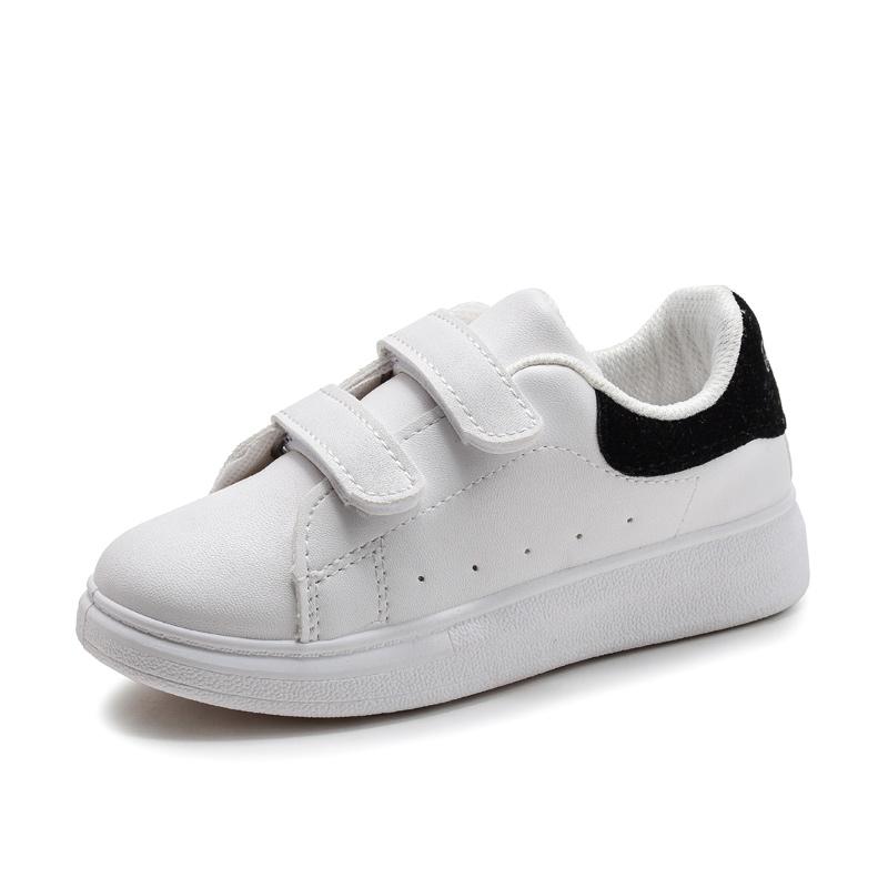 女童板鞋2019年新款透气百搭潮儿童小白鞋夏季男童鞋子网面镂空鞋