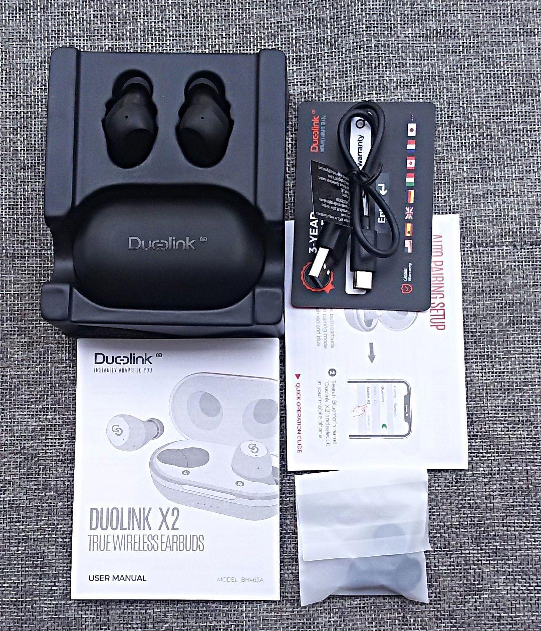 再次到货!Duolink X2 旗舰款 tws