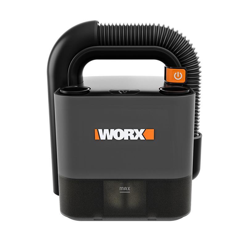 威克士worx车载吸尘器无线车用WX030家用强力充电汽车专用吸尘机