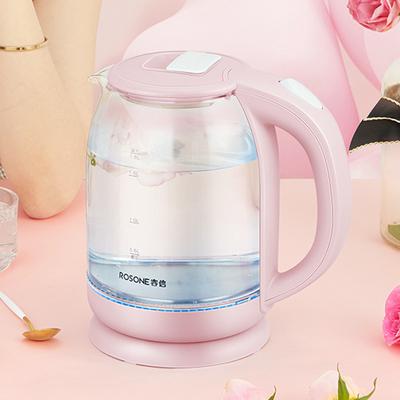 【容信】玻璃烧水煮茶电热水壶