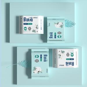 ️软风研究社-亲肤棉卫生巾13包117片