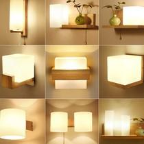 北欧壁灯卧室床头灯客厅过道走廊楼梯创意个姓背景墙灯具