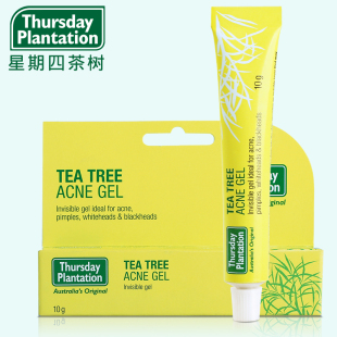 Thursday tea tree flagship shop acne gel