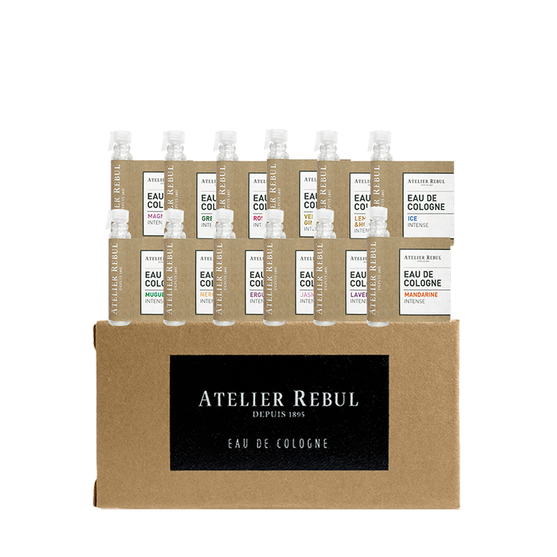 Atelier Rebul土耳其古龙香水小样套装 小众清水蔷薇香水持久淡香