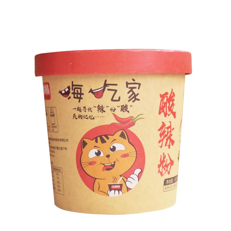 川豫情四川特色嗨吃家酸辣粉6桶